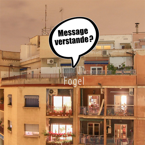 "Album ""Message verstande?"""