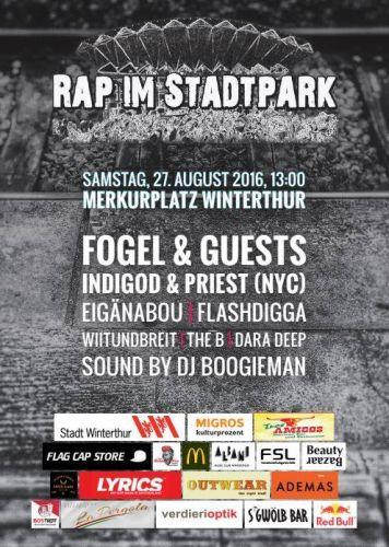 Rap Im Stadtpark